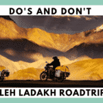 leh ladakh roadtrip